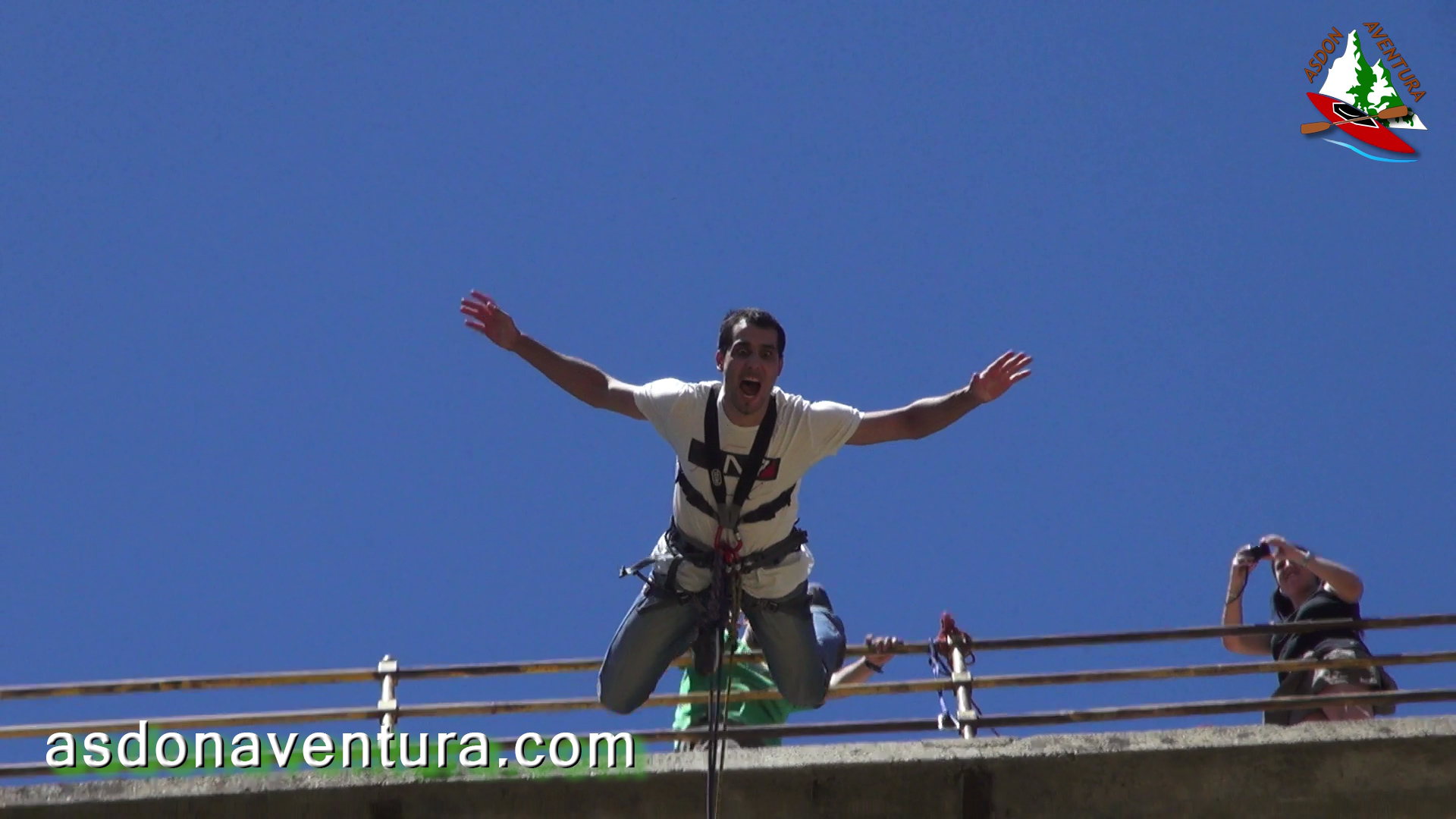 puenting con adrenalina total