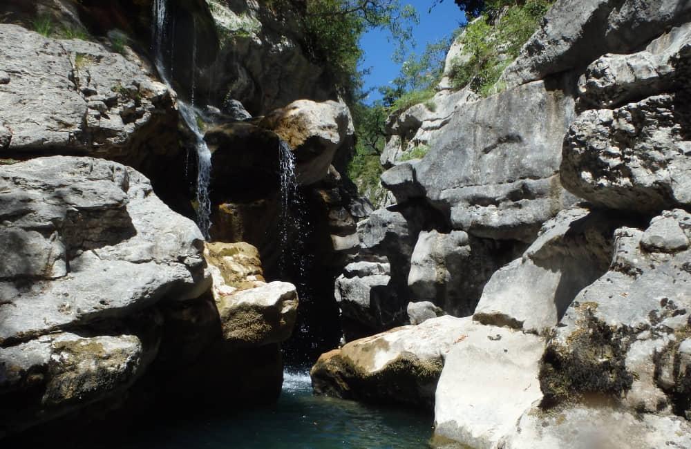 Barranco Miraval integral
