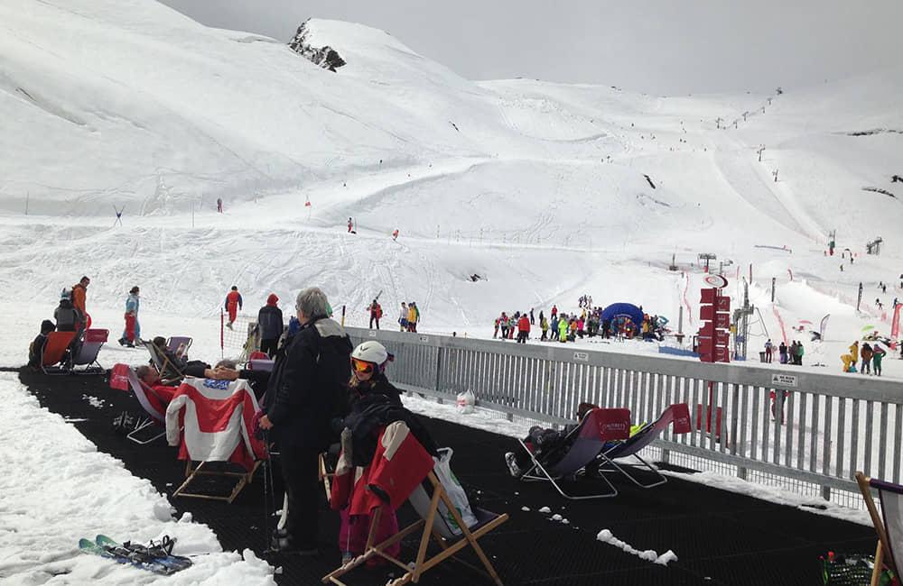 Esqui en Cauterets