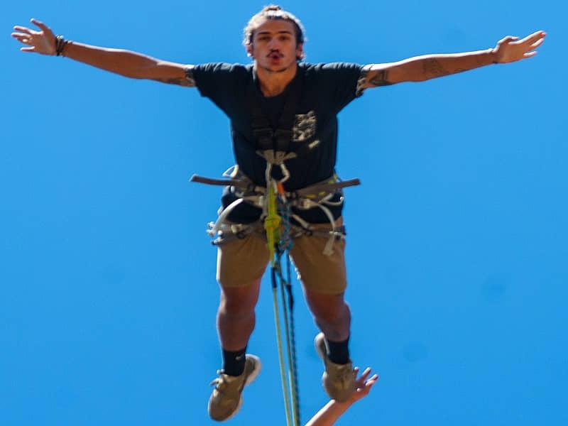 Puenting Madrid Asdon Aventura volando