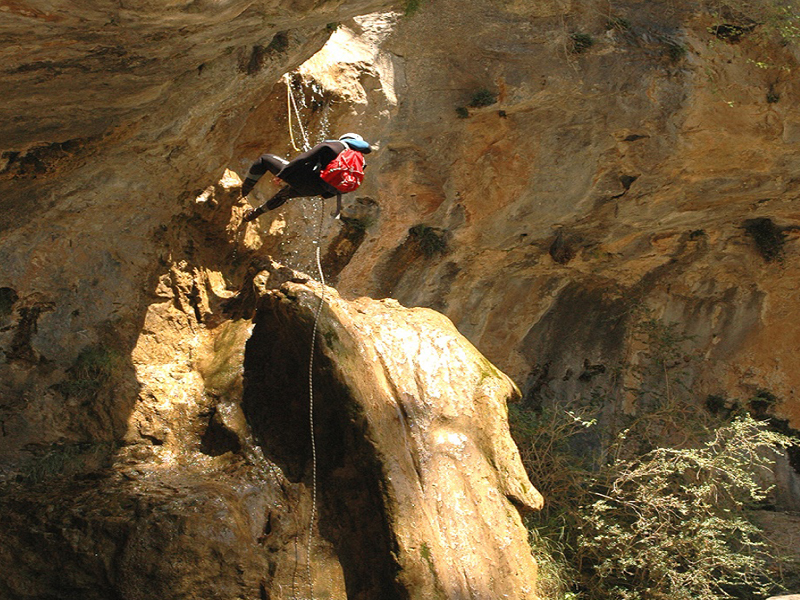 Barranco de Poyatos