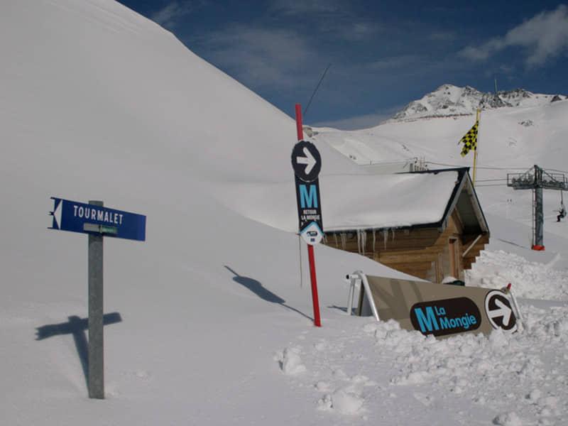 Esqui en Grand Tourmalet