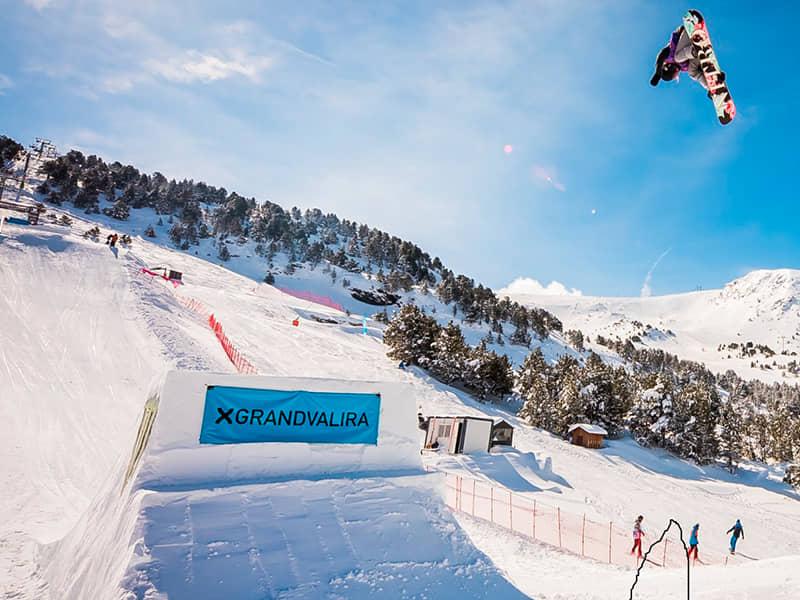 Esqui en Grandvalira