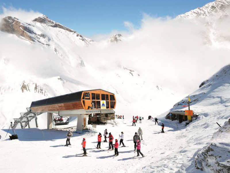 Esqui en Piau Engaly
