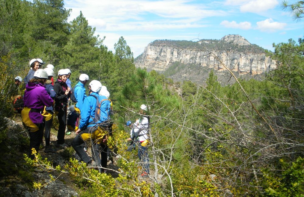Barranco de la Covatilla