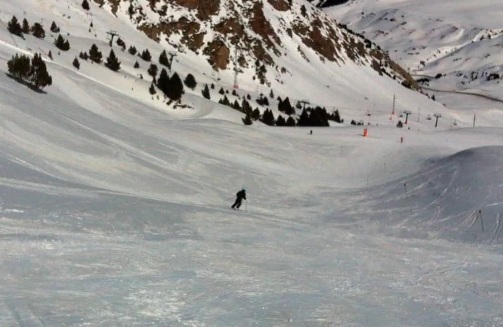 Esqui en Cerler