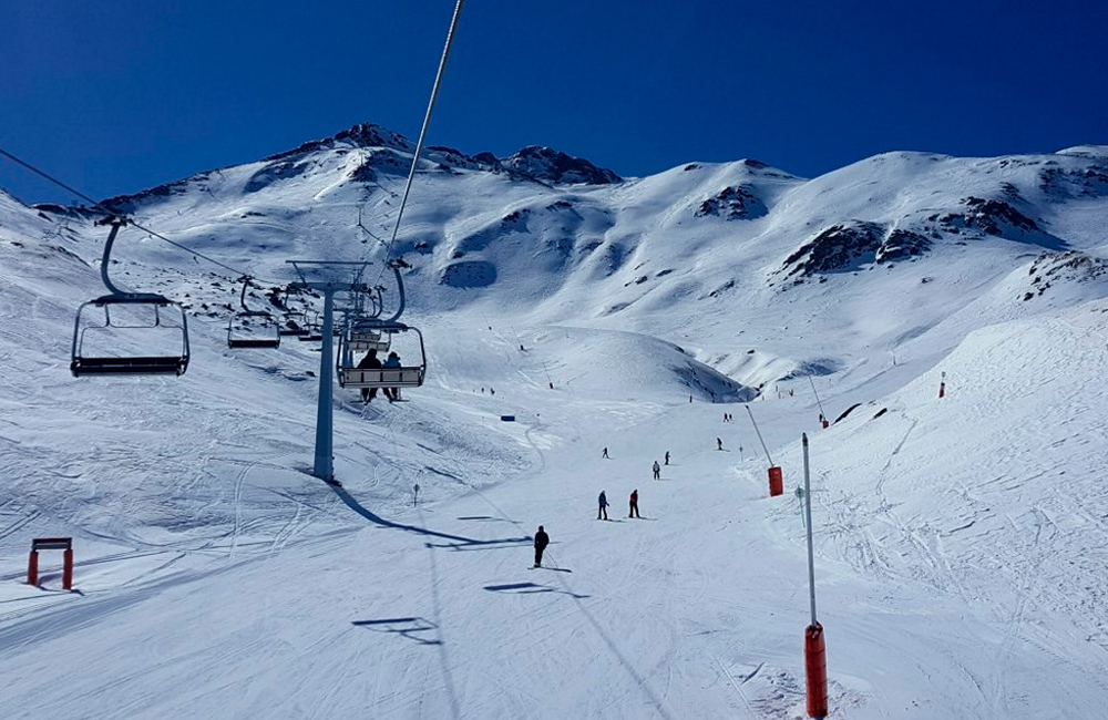 Esqui en Boi Taull