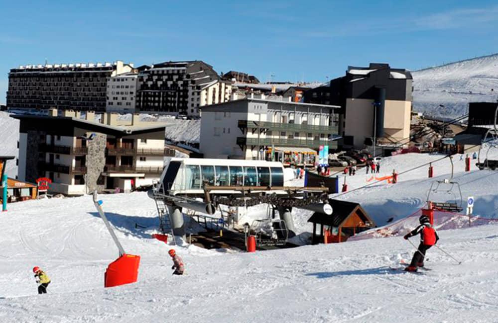 Esquí en Saint Lary