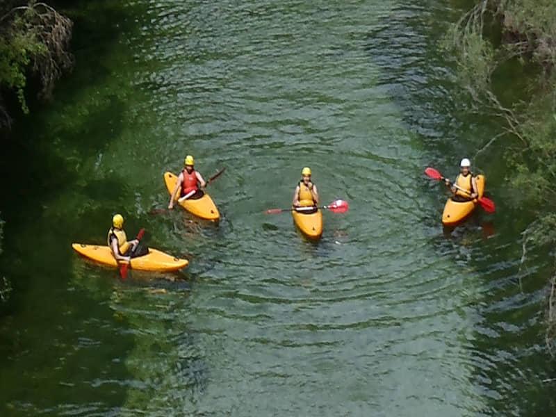 Kayak Alto Tajo nivel I