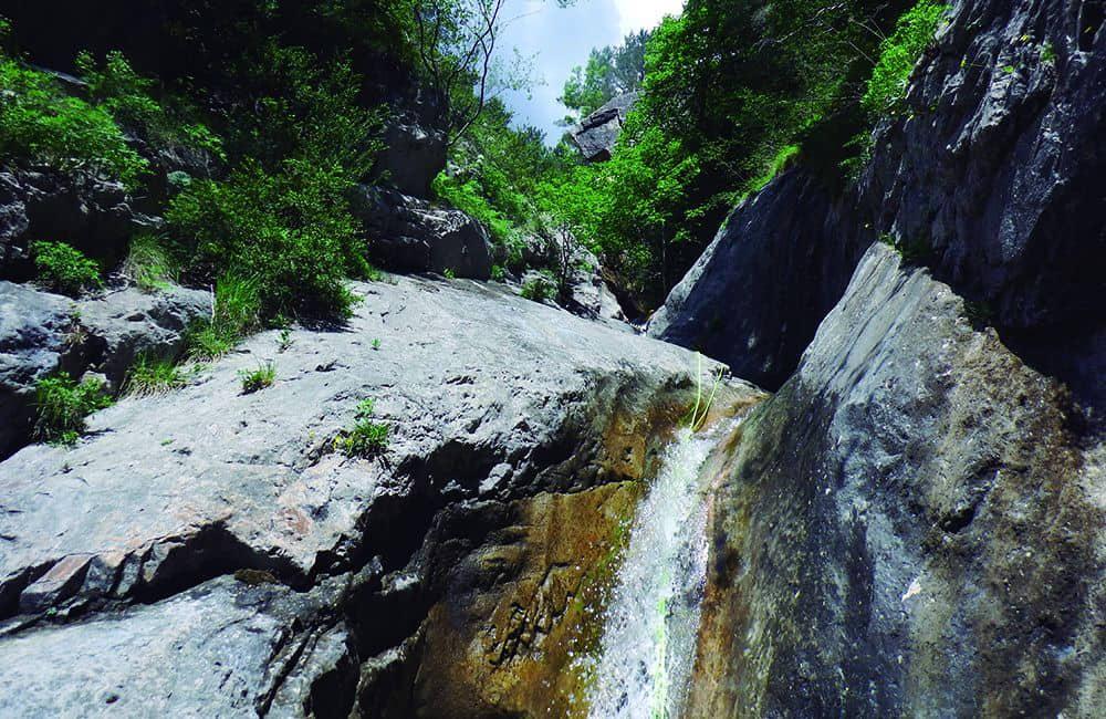 Barranco La Foz de la Canal