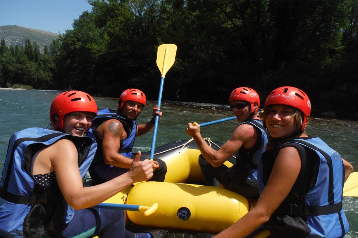 Rafting Cinca Ainsa