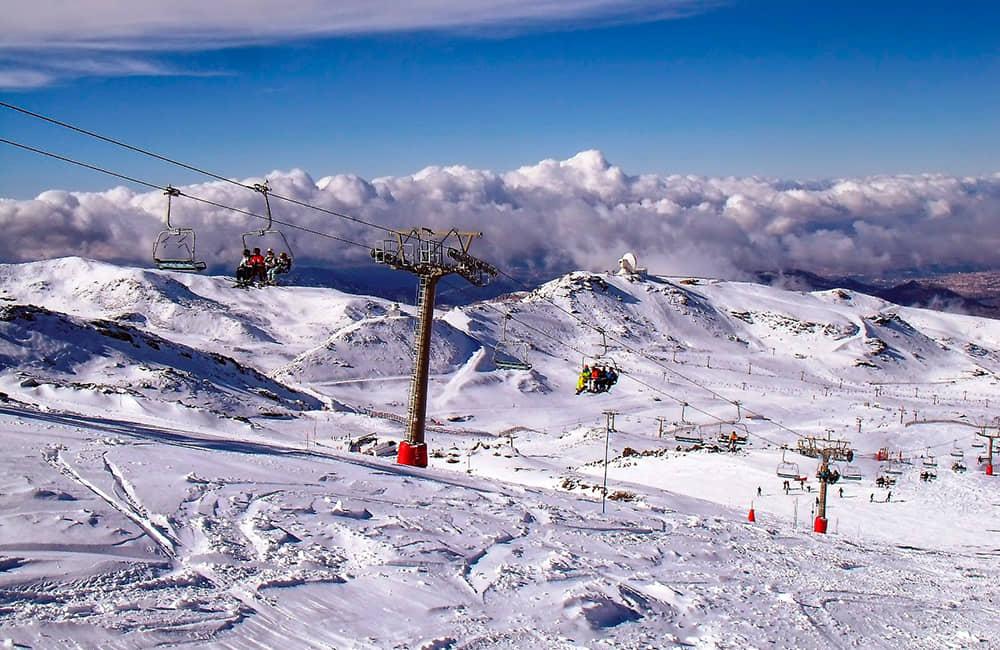 Esqui en sierra nevada viajes de esqui en la estaci n de sierra nevada grupo asdon - Apartamentos baratos en sierra nevada ...