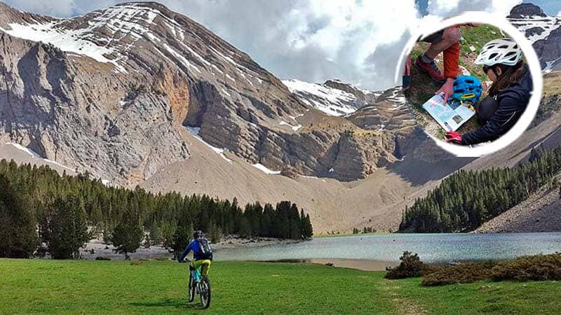E-bike en Pirineos