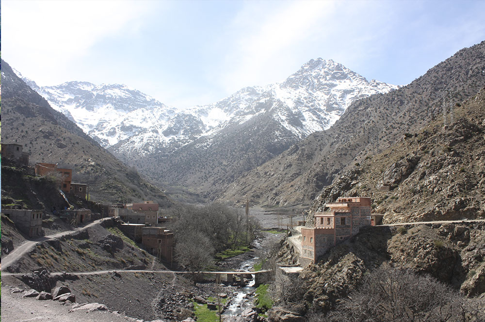 Semana Santa - Marruecos Toubkal -