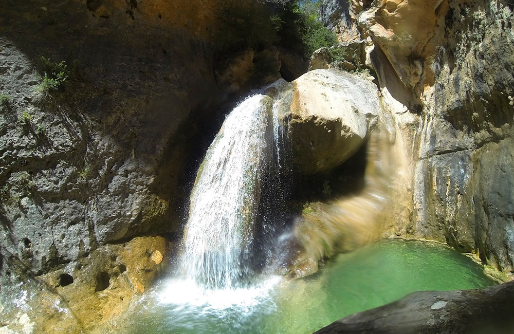 Barranco de la Hoz Somera