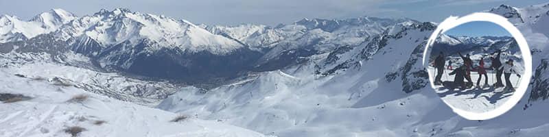 Viajes de esqui