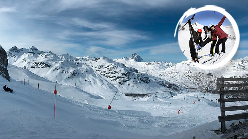 Viajes de esqui a Formigal