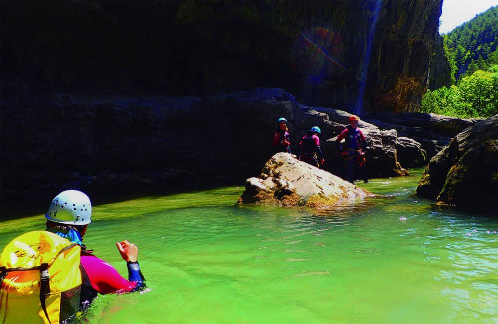 Barranco del Viandico