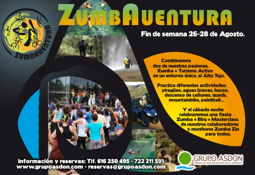26-28 de agosto de 2016 en el alto Tajo - Zumbaventura