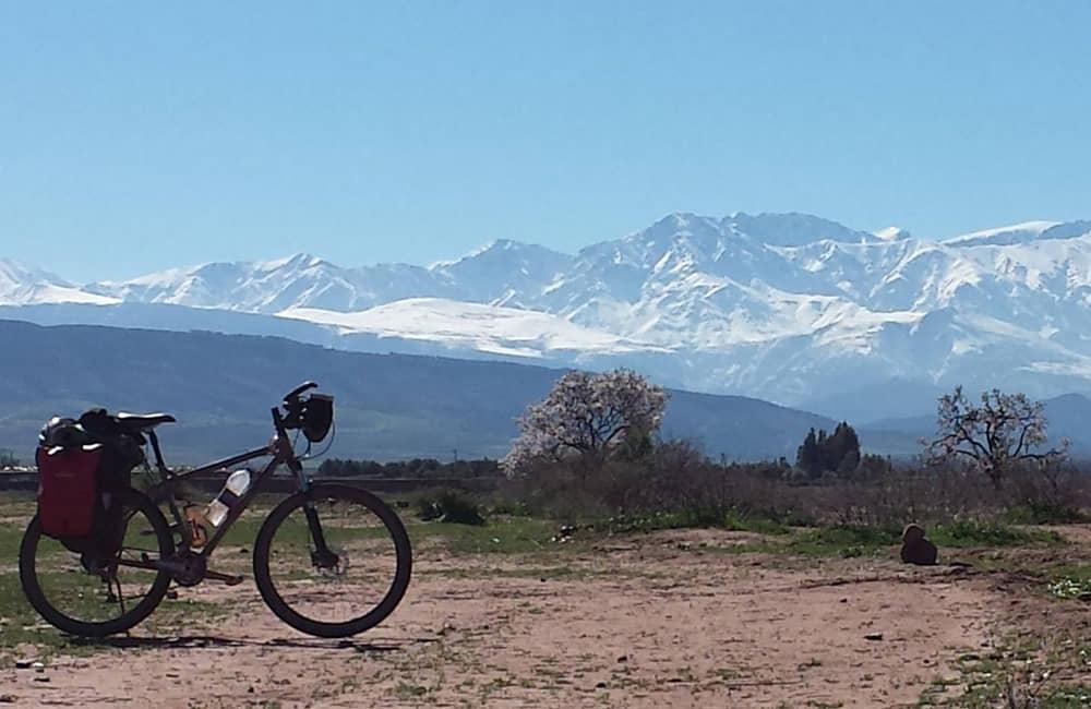 Marruecos: Atlas Central en bicicleta de montaña