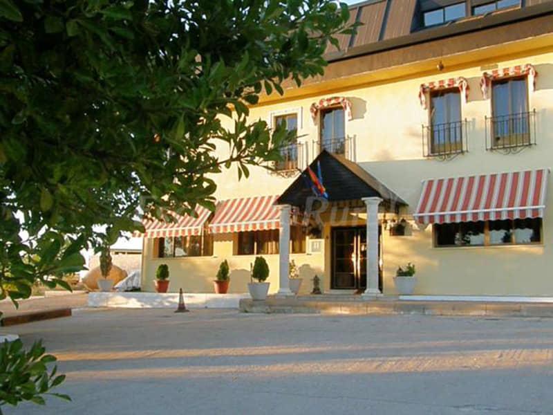 Hotel - restaurante el prado