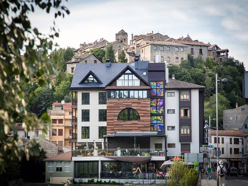 Alojamientos Sánchez - Ainsa