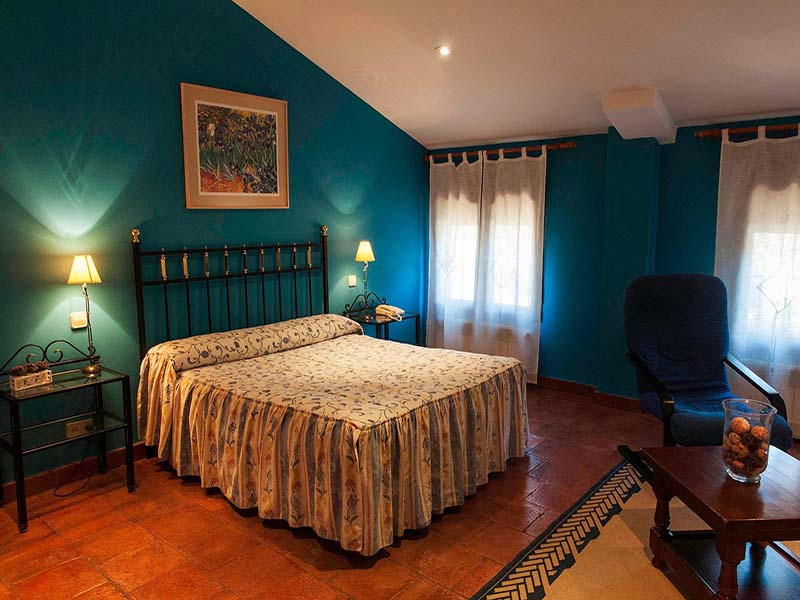 Hotel rural Caserio de Vadillos
