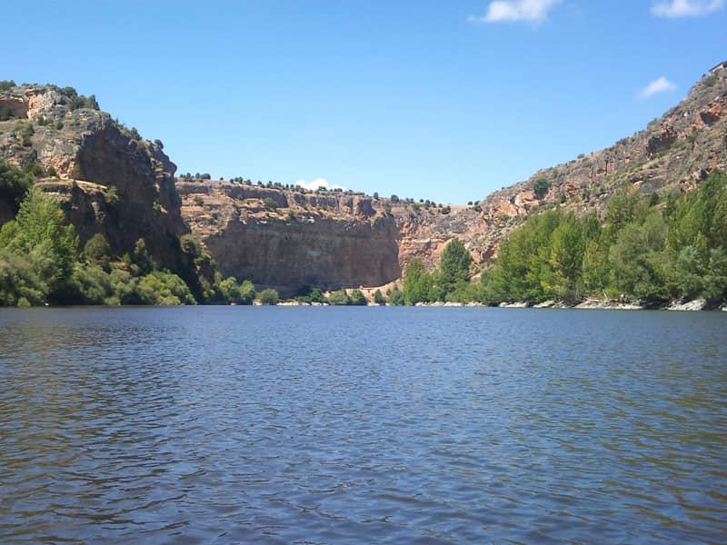 Parque Natural de las Hoces del río Duraton