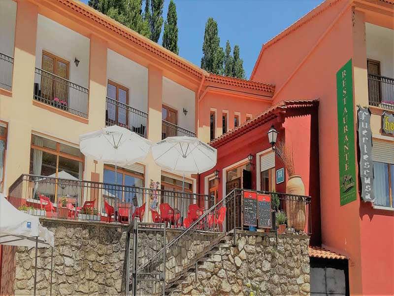 Hotel la Casa Grande de Fuertescusa