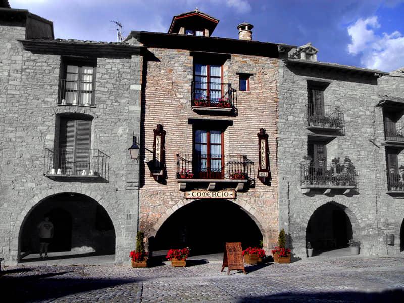 Hotel Los Siete Reyes - Ainsa