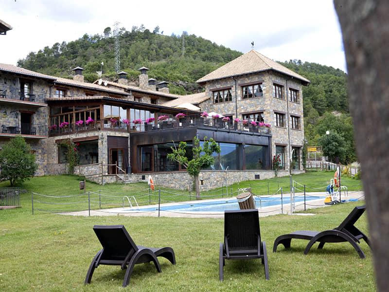 Hotel & Spa Peña Montañesa ***