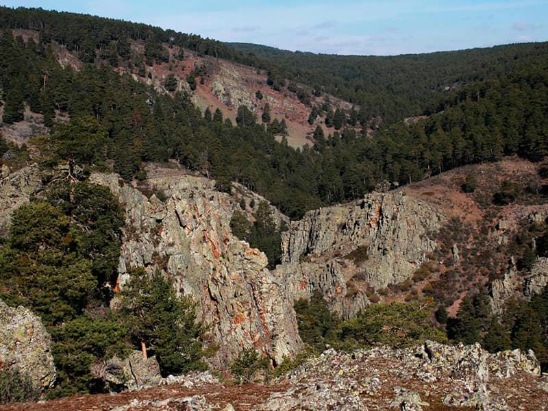 Sierra de Albarracín y montes universales