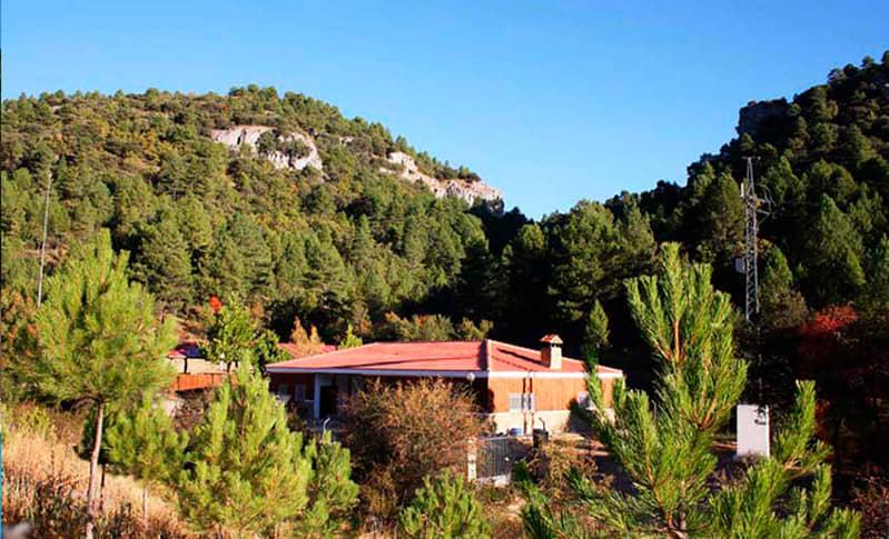 Albergue en el Alto Tajo y Serranía de Cuenca