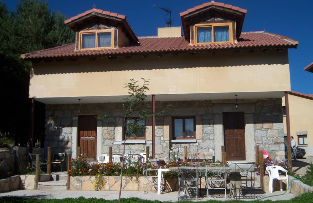 Centro multiaventura de vila del grupo asdon turismo for Casa rural gredos