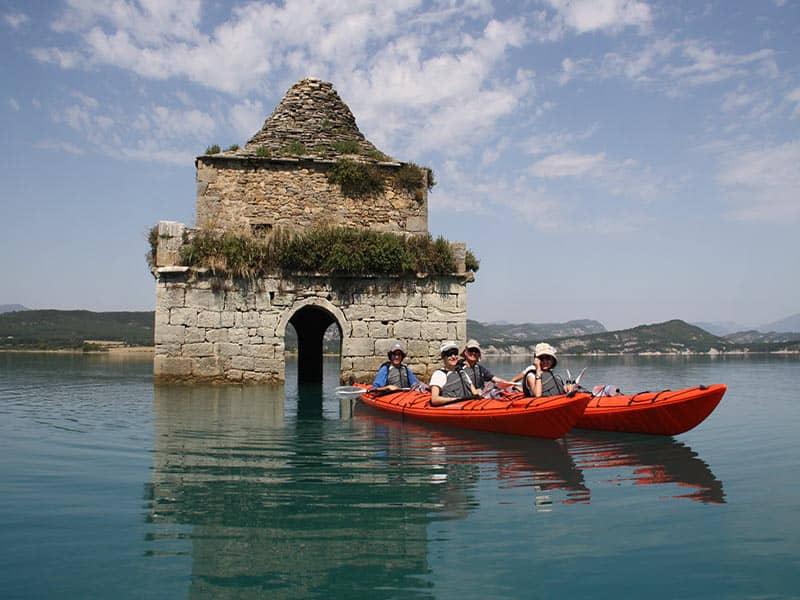 Travesia en lagos Asdon Pirineos