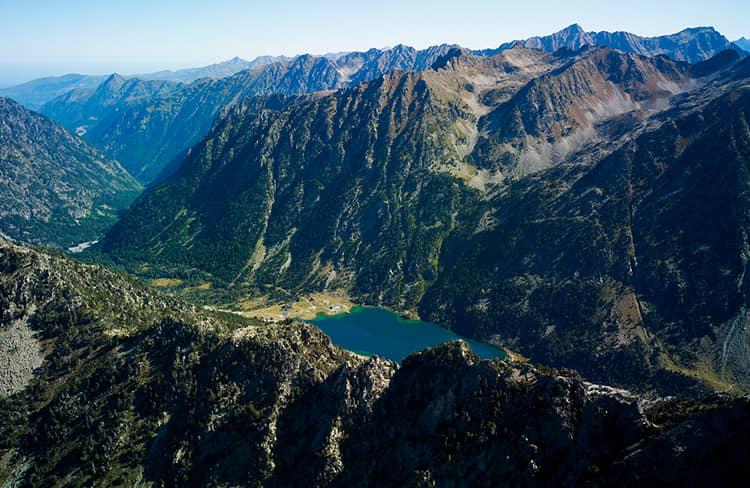 Alto Pirineos -  estación de esqui de Cauterets -