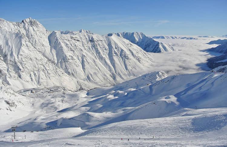 Valle de Aure - estación esqui de Piau Engaly -