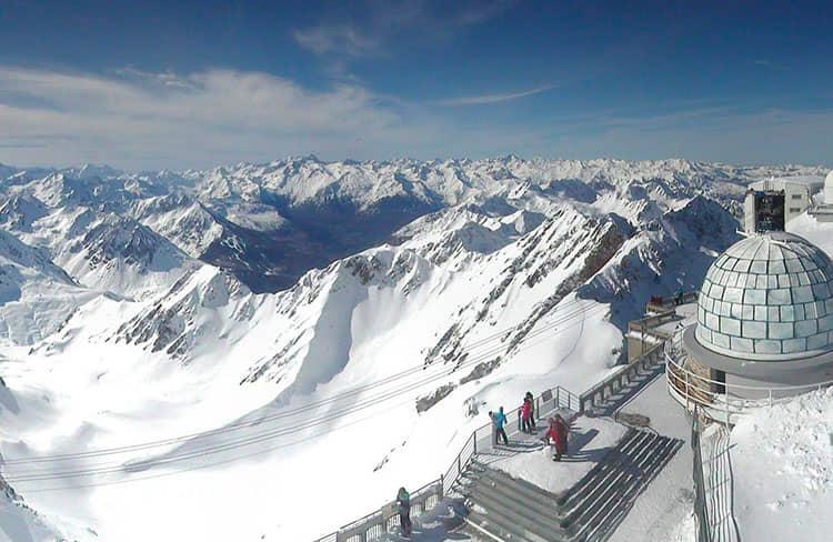 Pic du Midi - Estación de esqui de Grand Tourmalet -