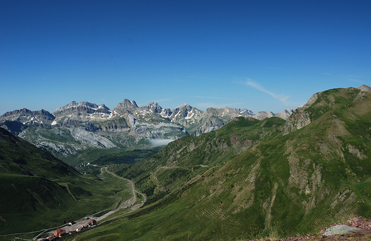 Valle de aragon - estacion de esqui de Astun -