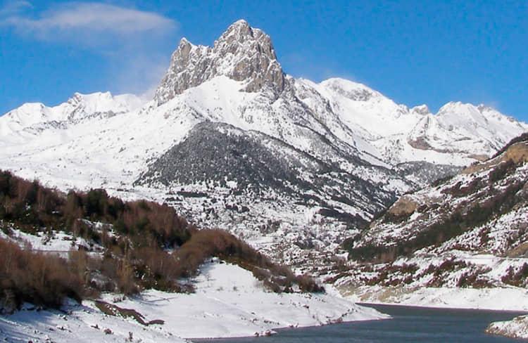 Valle de tena - esqui en Formigal -