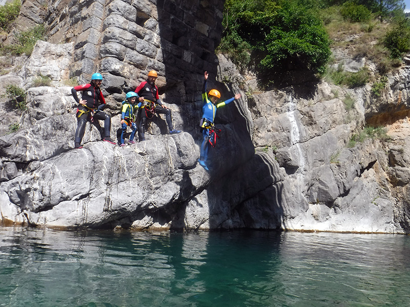 The Canyoning Experience