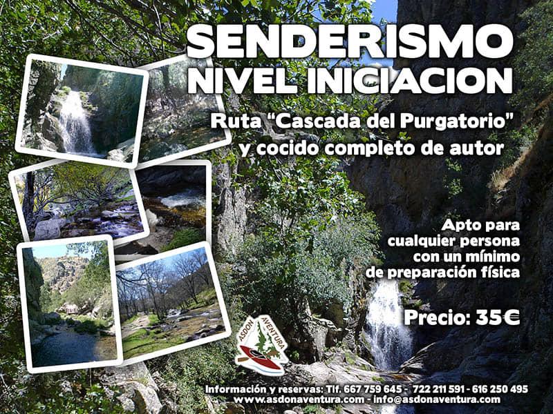 """Senderismo """"Cascada del Purgatorio"""""""