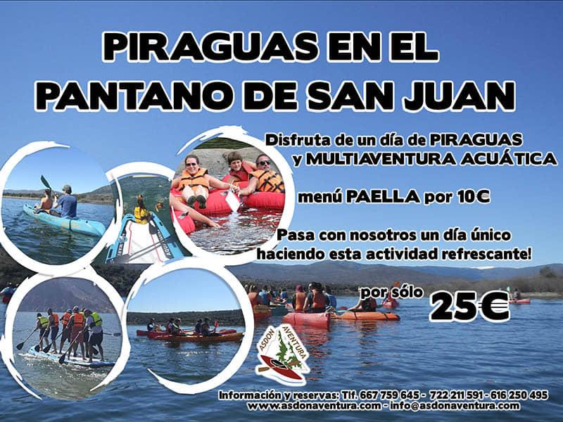 PIRAGUAS SAN JUAN