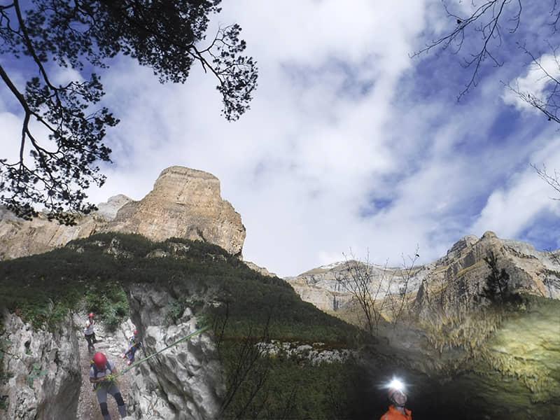 Multiaventura en Pirineos