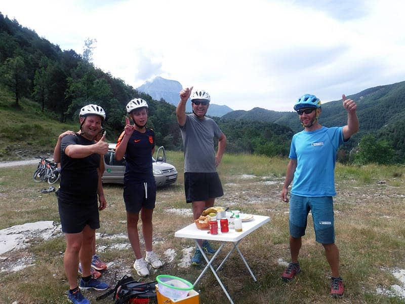 Ruta en BTT electrica + Barranco