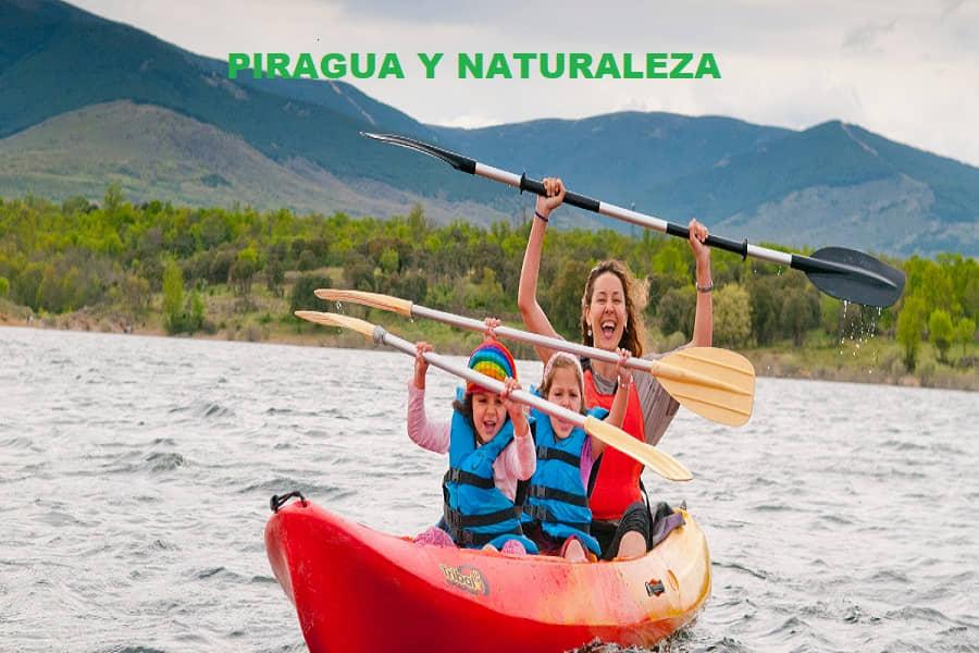 Piraguas y Naturaleza