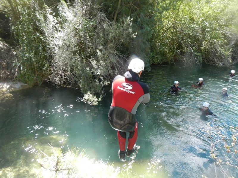 Barrancos en cuenca