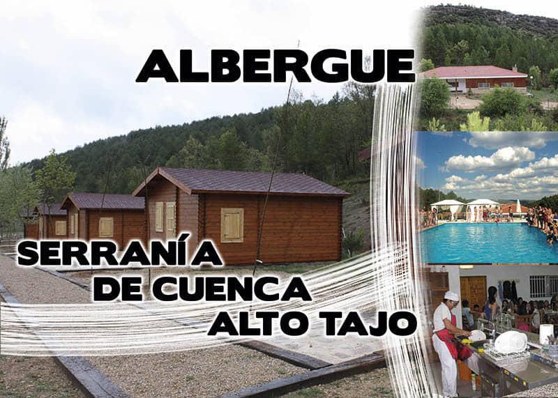 BANNER ALBERGUE SERRANIA CUENCA - ALTO TAJO