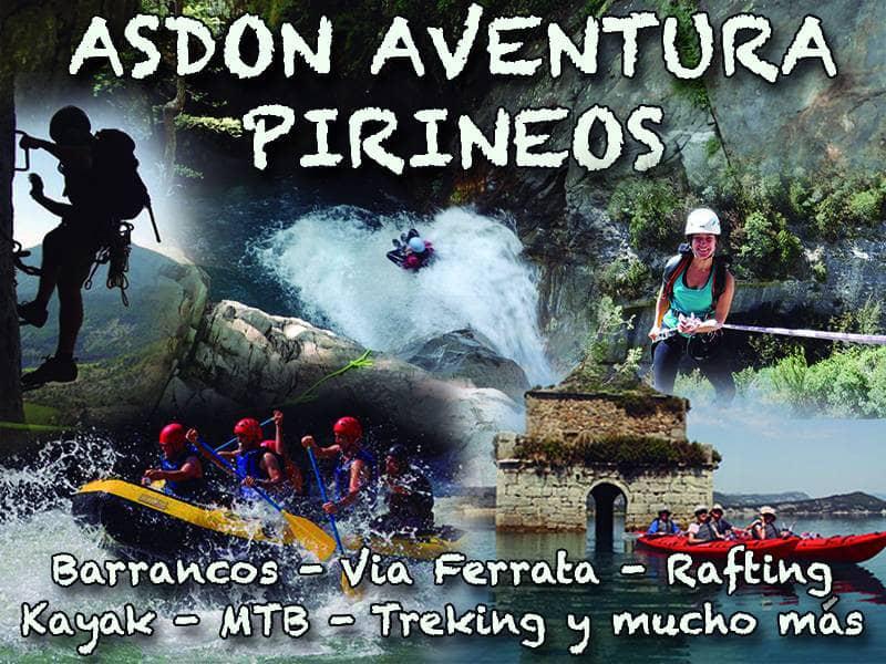 Actividades en Pirineos