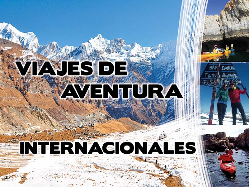 Viajes internacionales